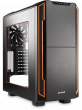 Silent Base 600 Orange ATX Chassis with Window, BGW05
