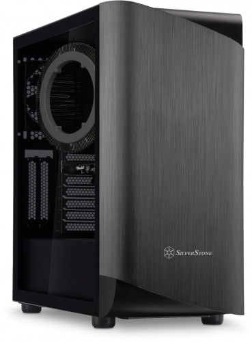Quiet PC Nofan A890i Silent Desktop built inside the Silverstone SETA