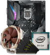 Quiet PC Intel 9th Gen CPU and ATX Motherboard Bundle