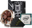 Intel 9th Gen CPU and mini-ITX Motherboard Bundle